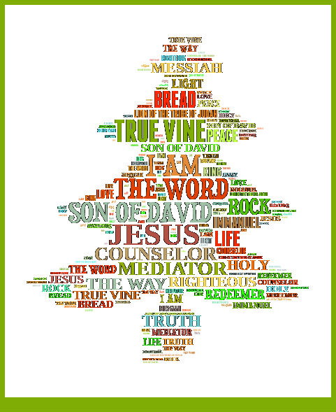 Jesus Name Tree